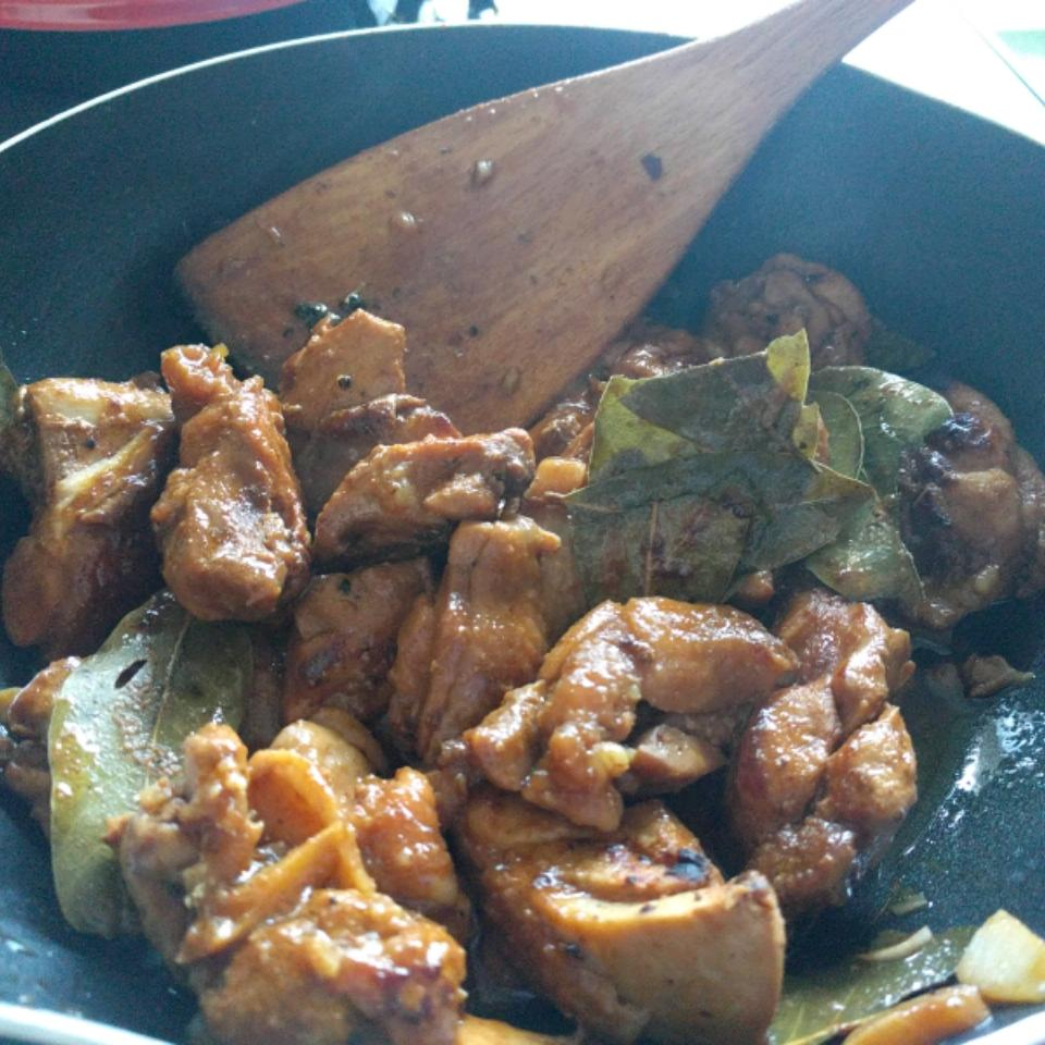 Authentic Chicken Adobo Anan G