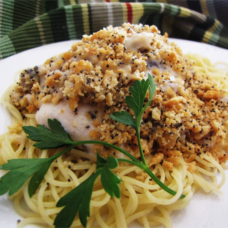 Poppy Seed Chicken Dianne