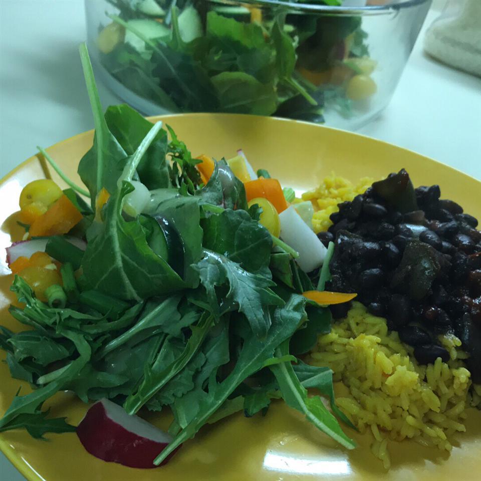Cuban Black Beans II Priya Sinha