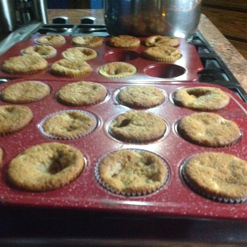 Healthy and Delicious Kiwi Muffins