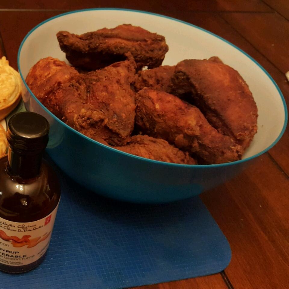 Southern Fried Chicken Chef Raekwon
