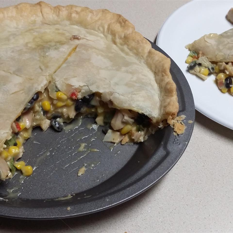 Fast and Easy Turkey Pot Pie jenbooks