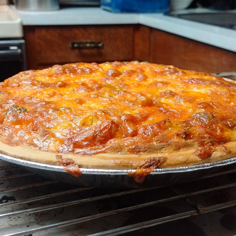 Ham and Cheese Quiche Marty Murphy