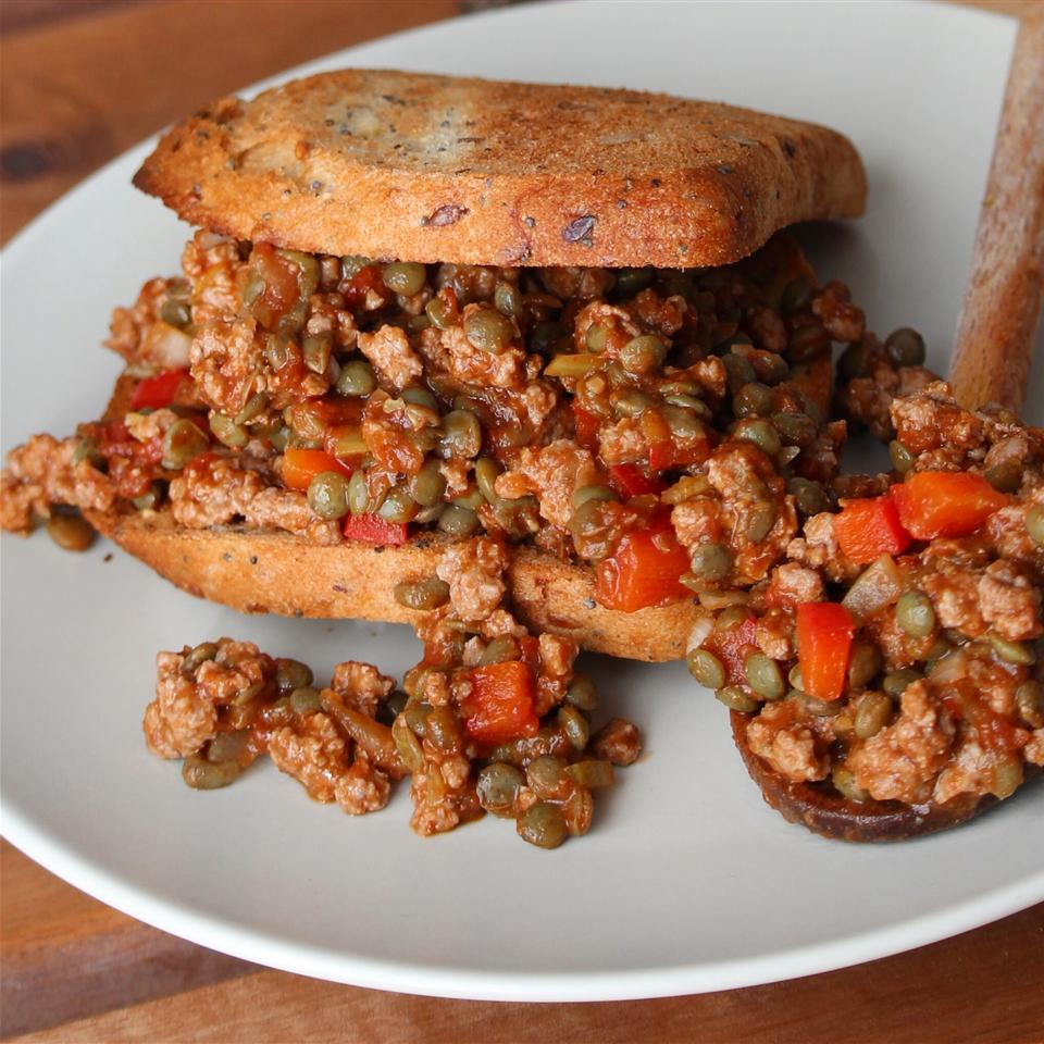 Andie's Quick 'n Easy Sneaky Sloppy Joes
