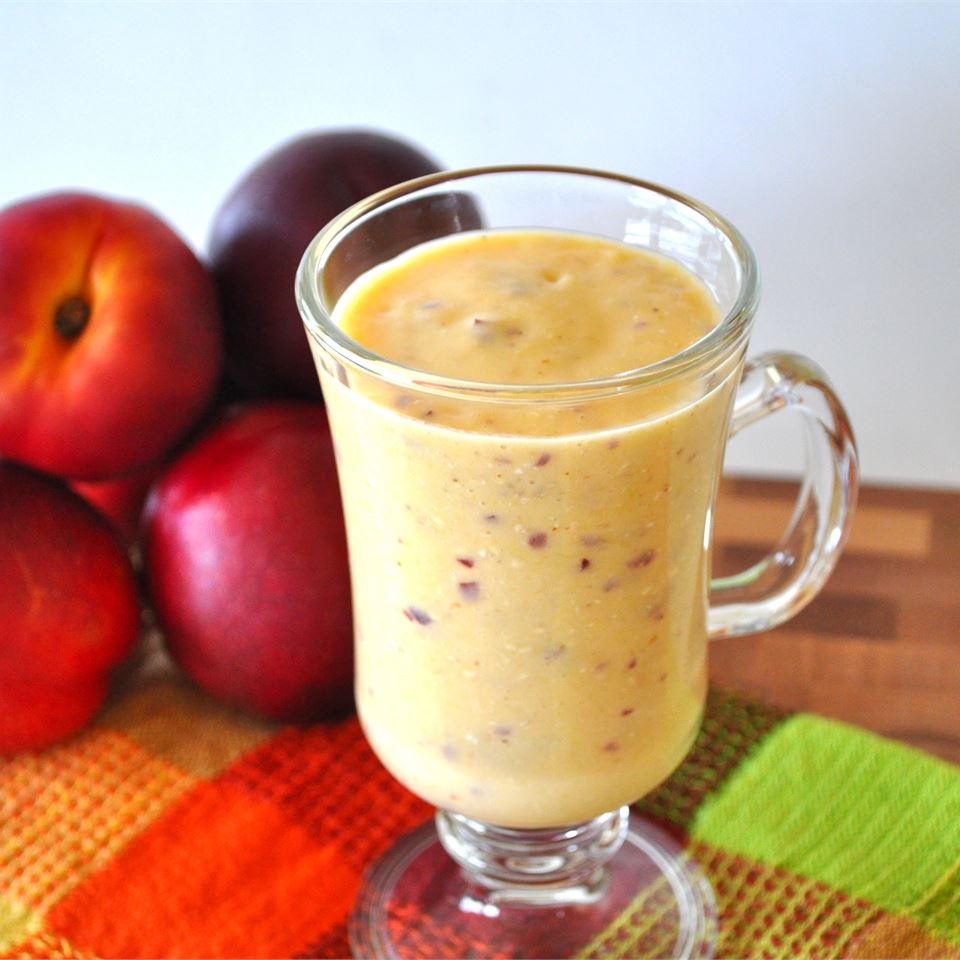 Nectarine Sunshine Smoothie
