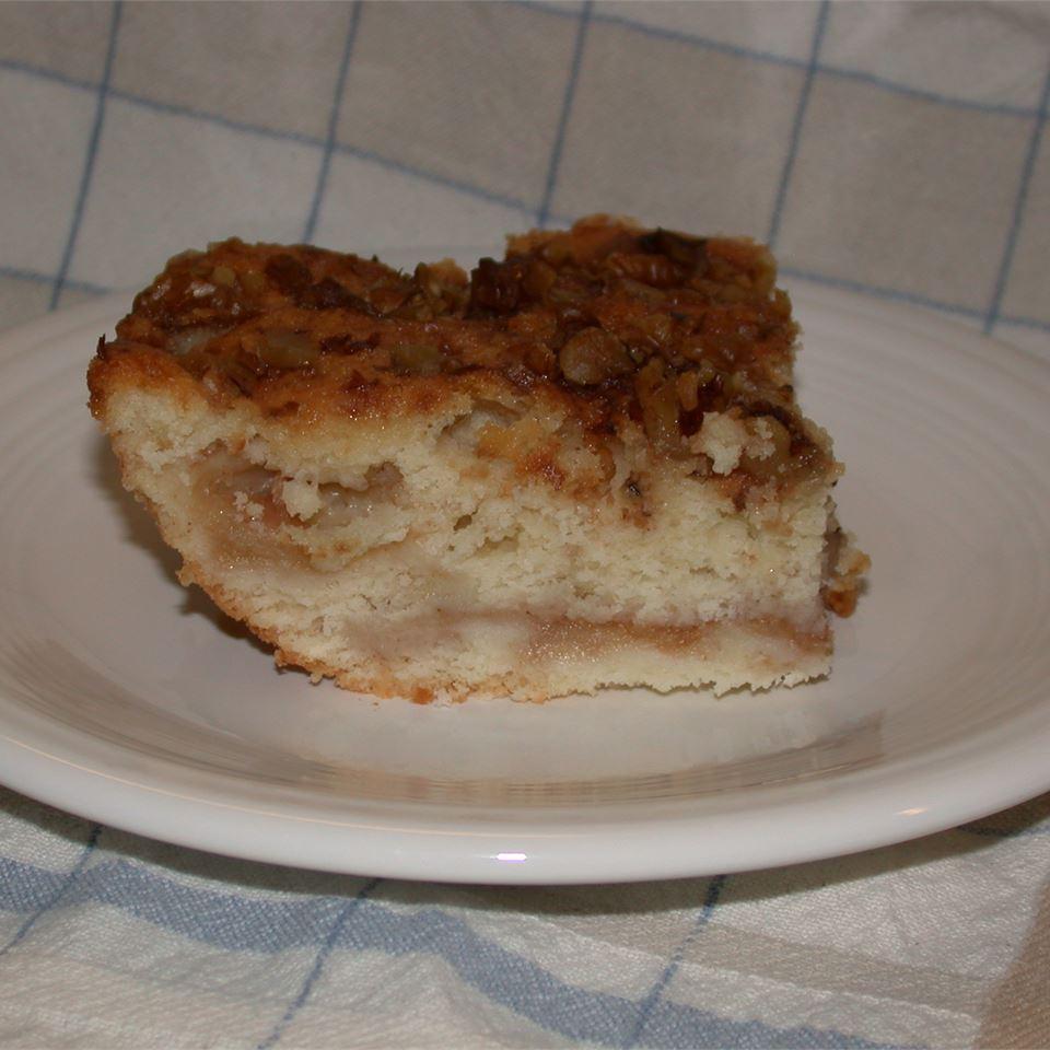 Aunt Dee Dee's Apple Coffee Cake