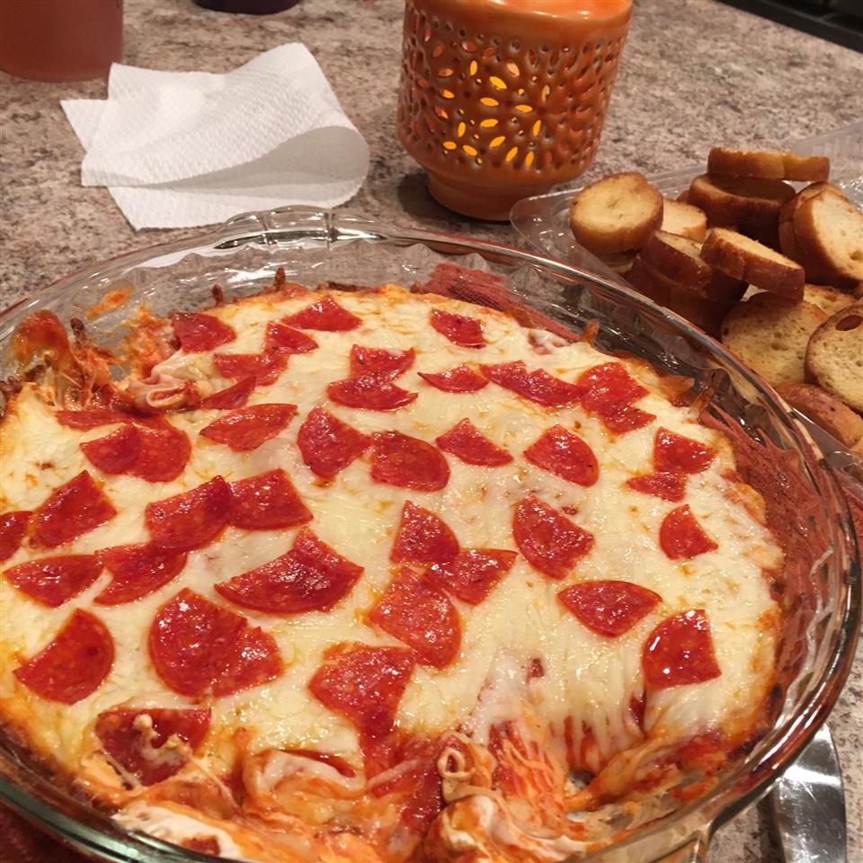Hot Pizza Dip Pietro