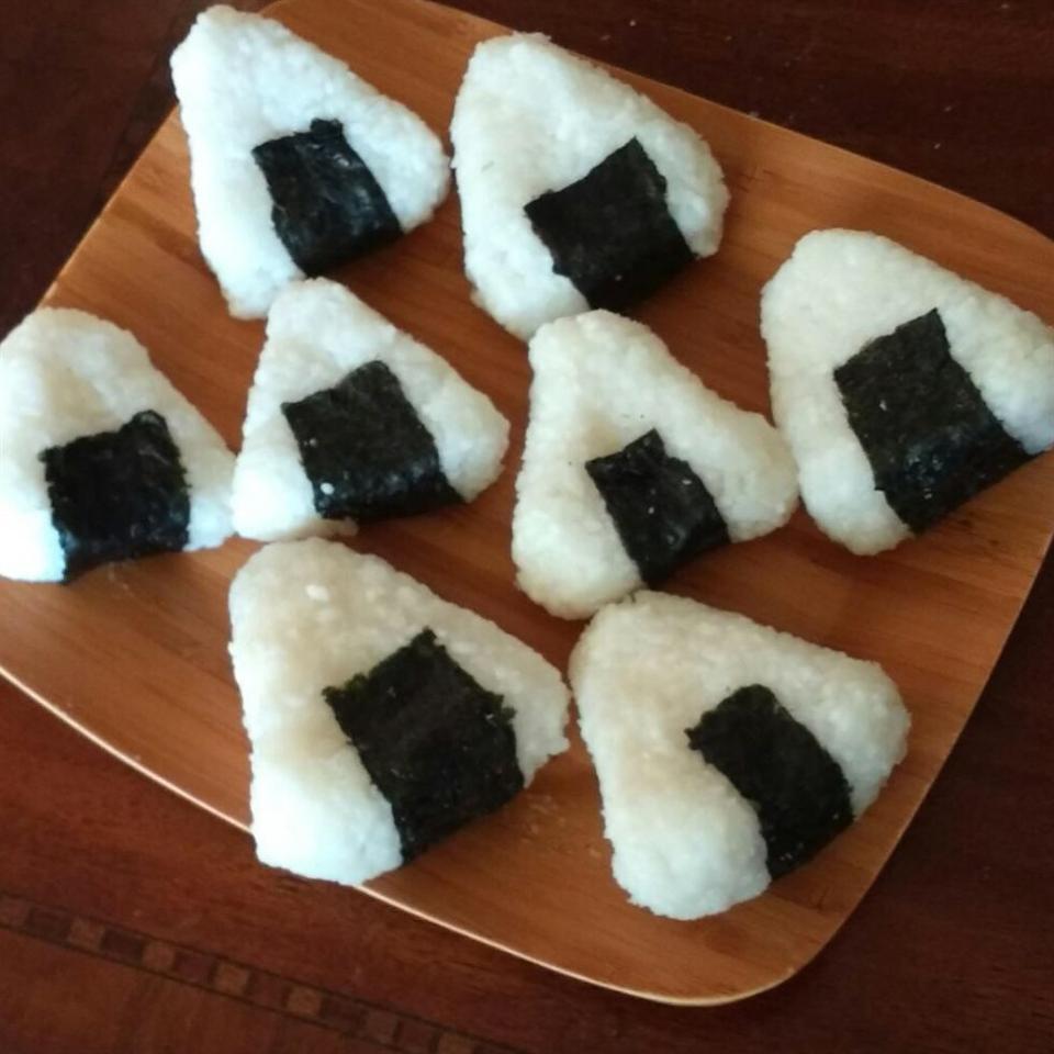 Onigiri - Japanese Rice Balls