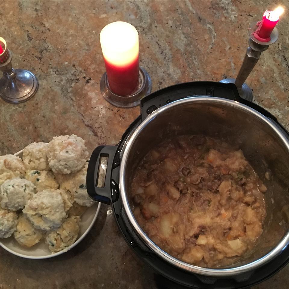 Semmelknoedel (Bread Dumplings) Beckwith Family