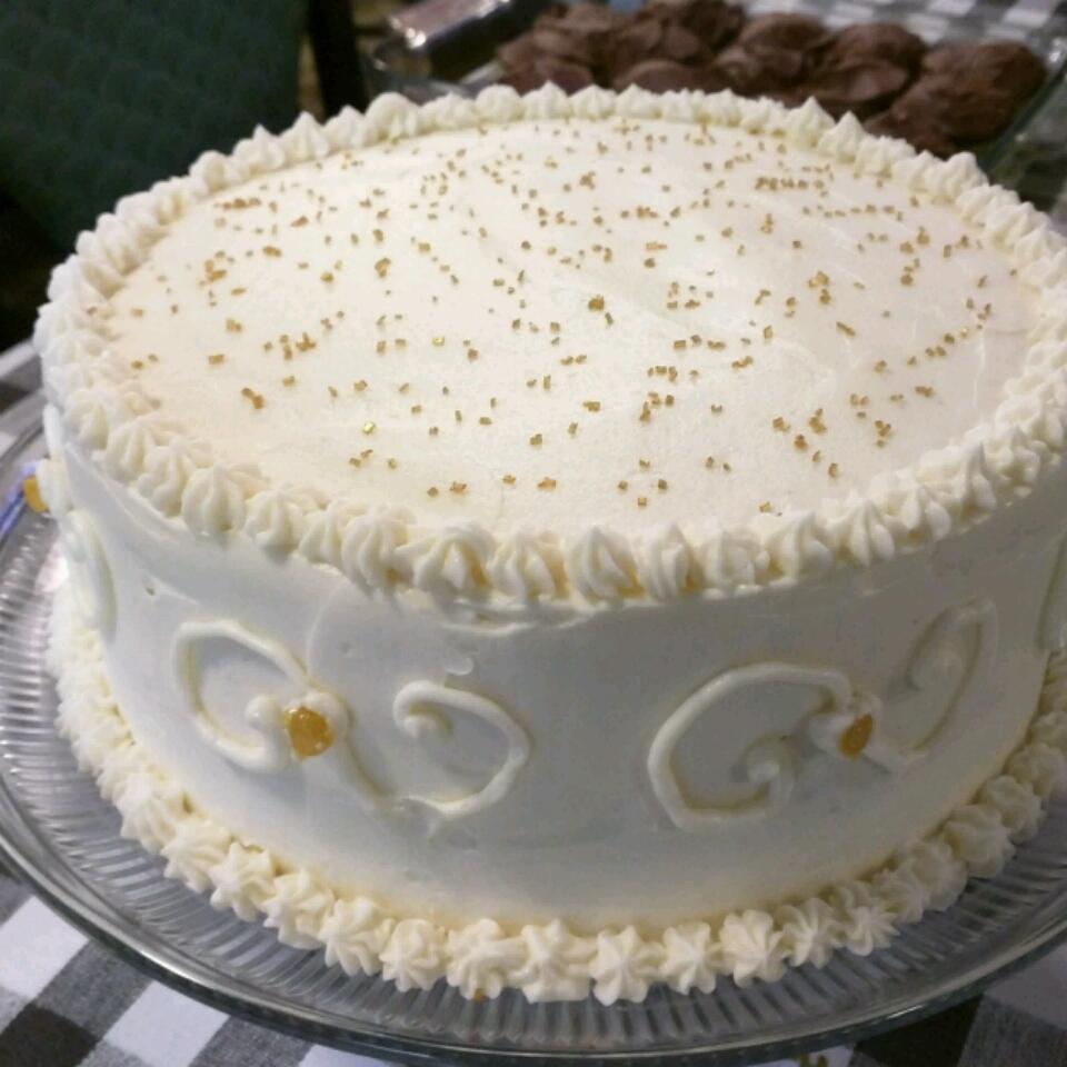 Wedding Cake Frosting William McKenzie