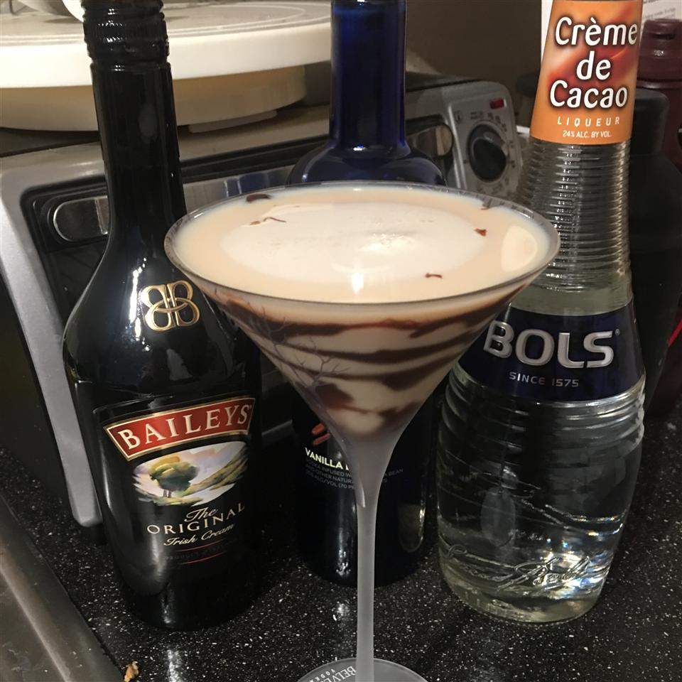 The Milky Way Martini Terry L. Burt