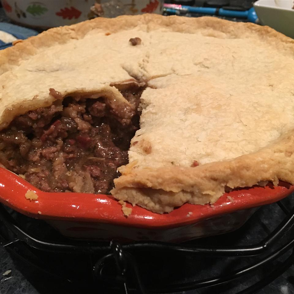 Steak and Irish Stout Pie Carol Pingel