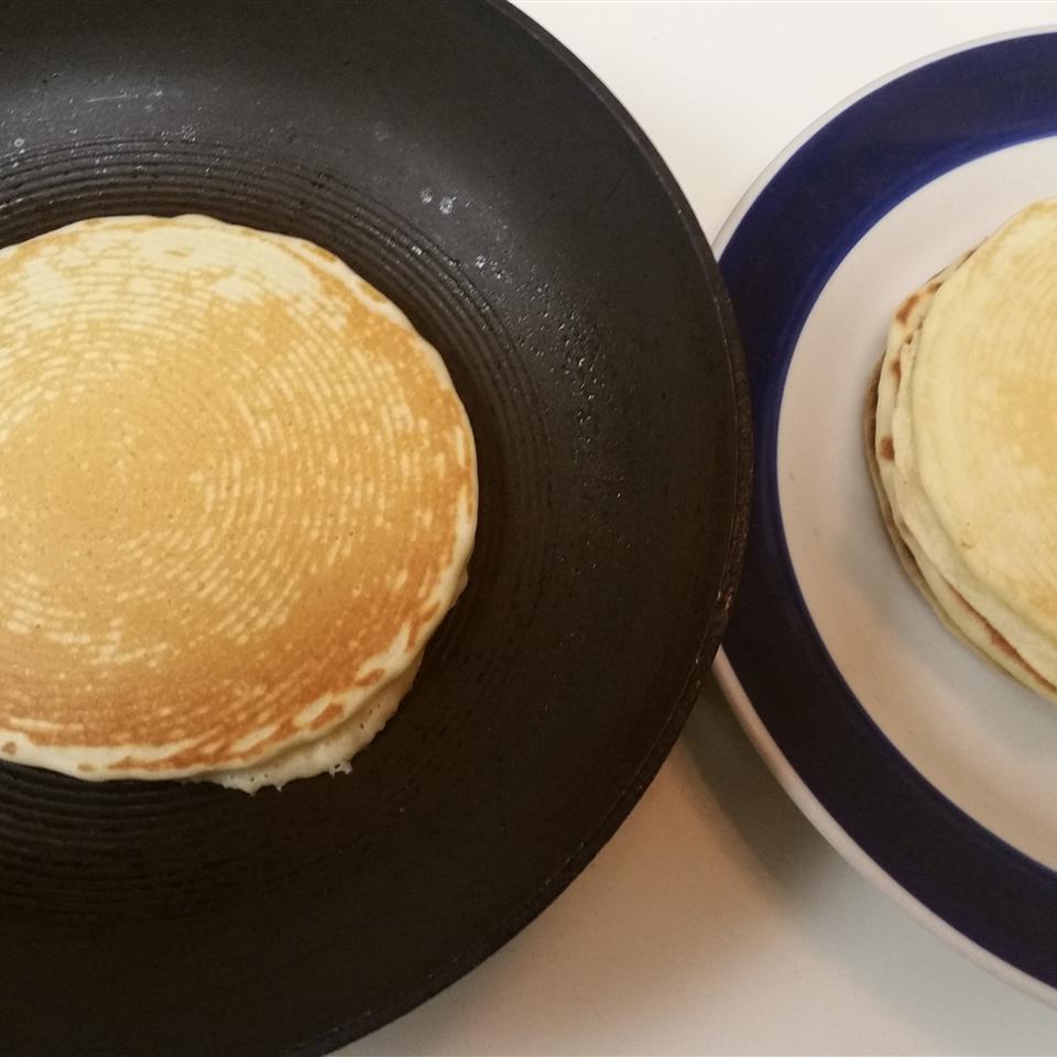 Good Old Fashioned Pancakes Kenia Payne