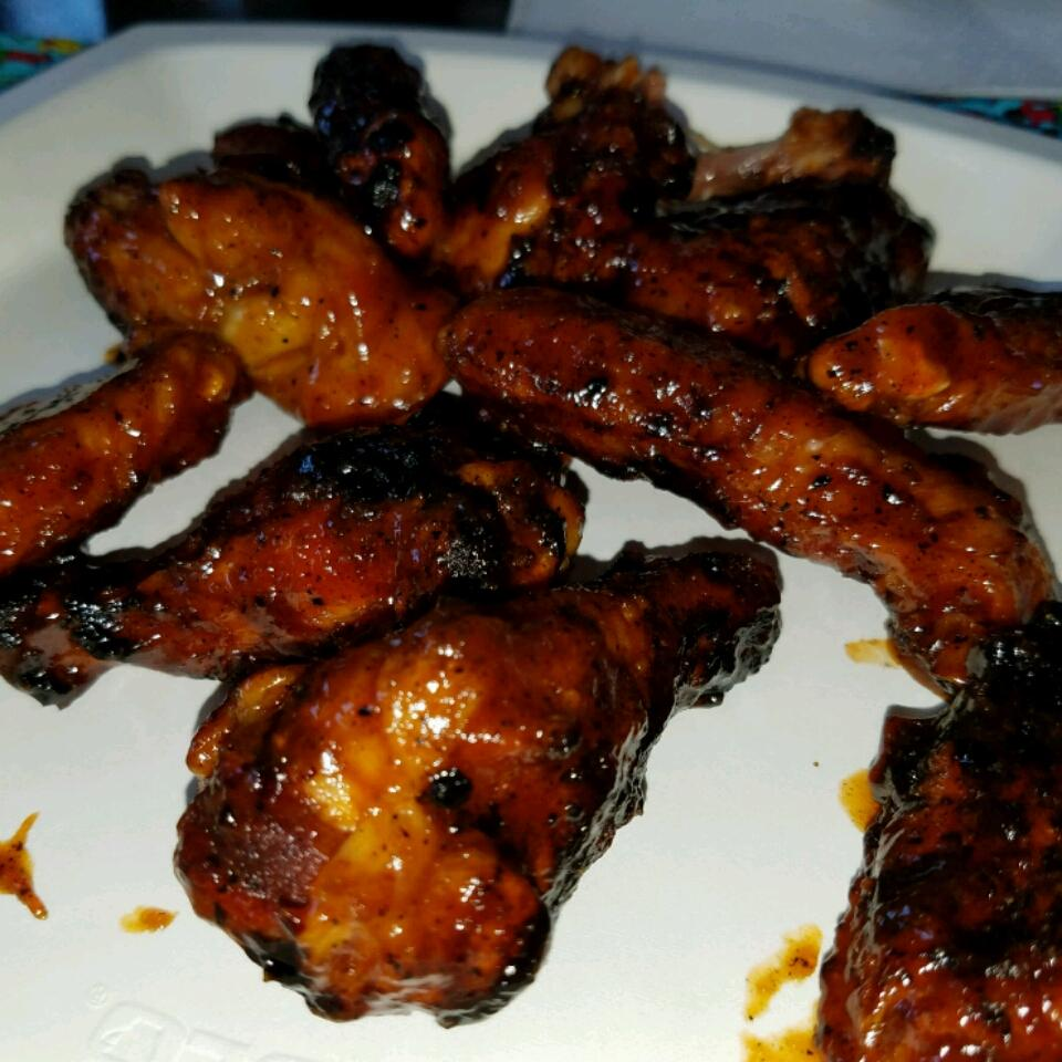 Steve's Bourbon Buffalo Wing Sauce Grcly44