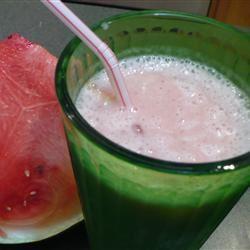 Best Watermelon Slushie SweetBasil