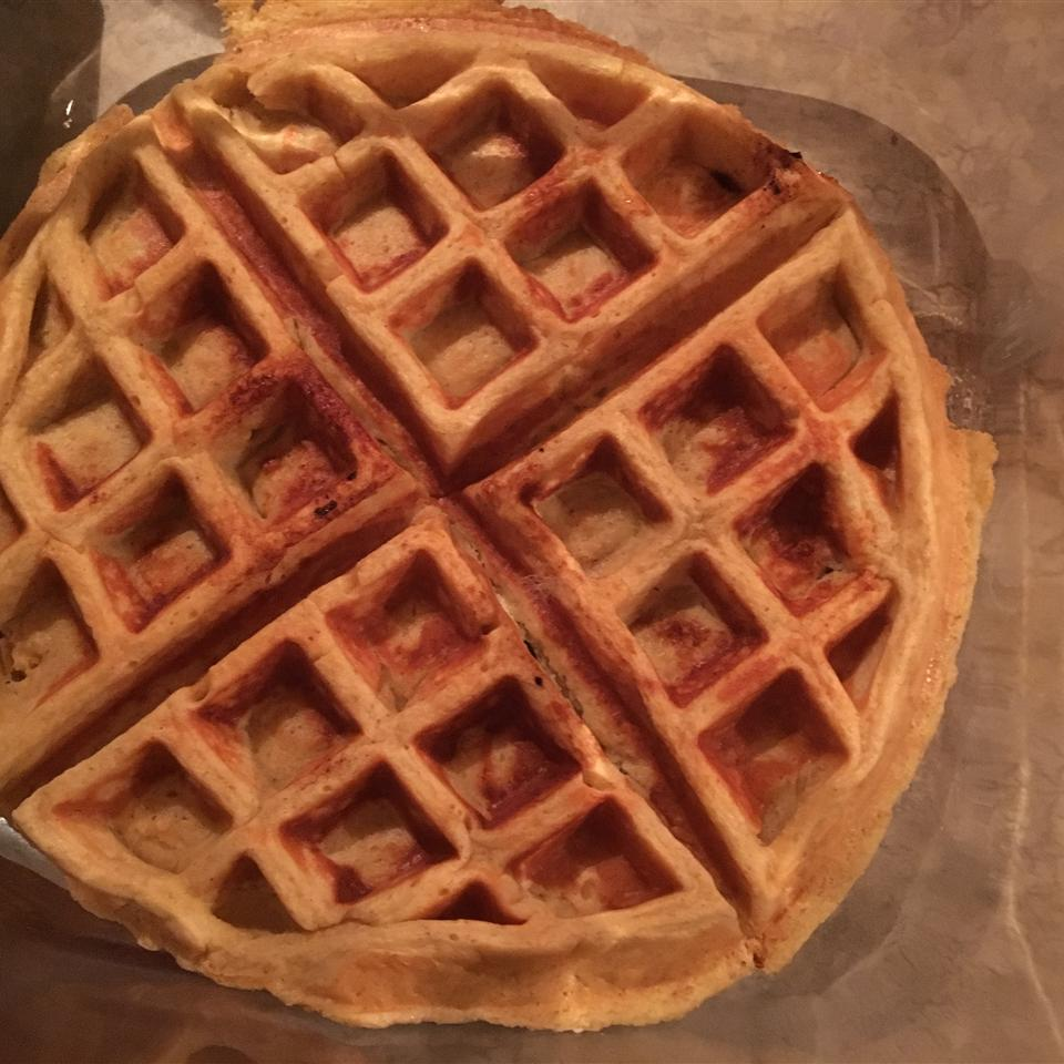 Protein Waffles Merrily Long Cundiff