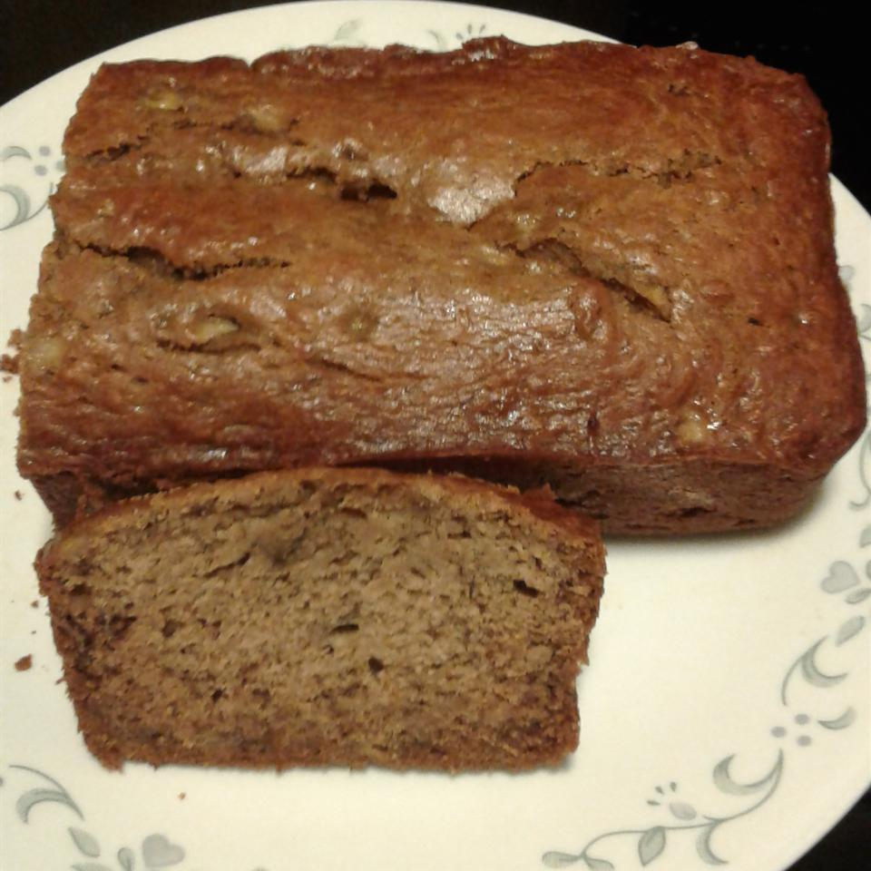Browned Butter Banana Bread