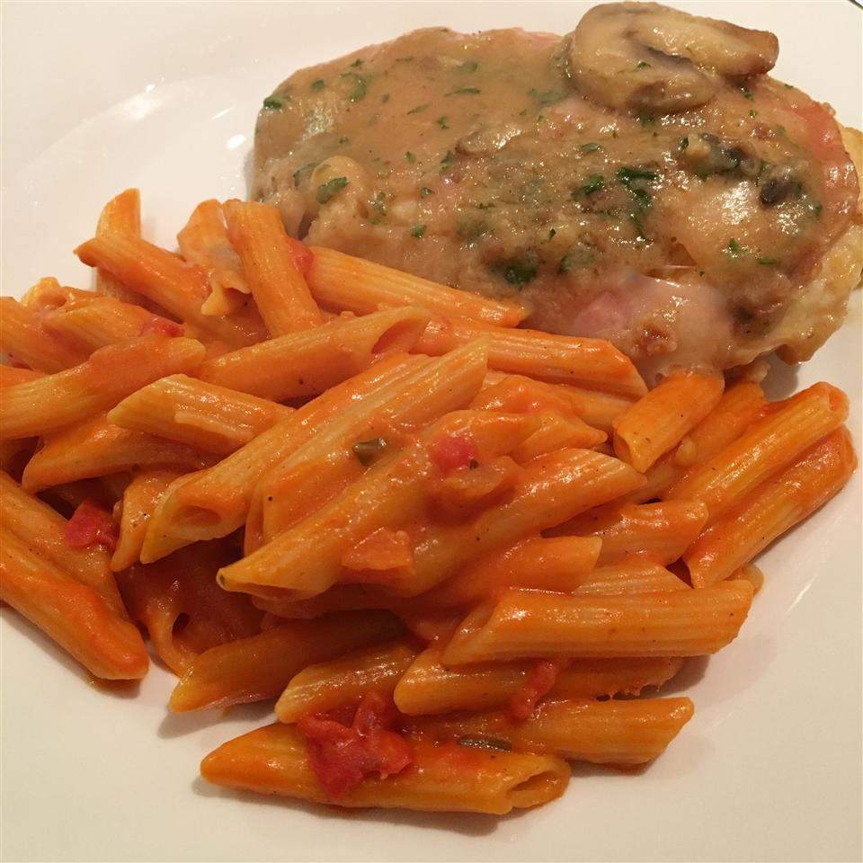 Chicken Valdostano