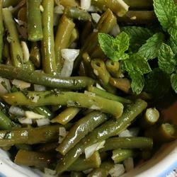Minty Green Bean Salad
