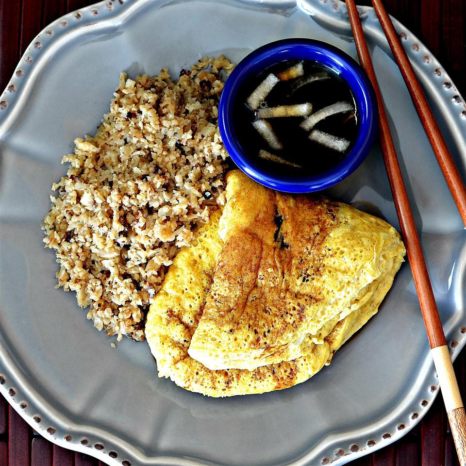 Japanese Sweet Omelet