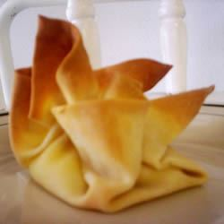 Cream Cheese Won Tons Tanaquil