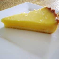 Down Under Lemon Tart