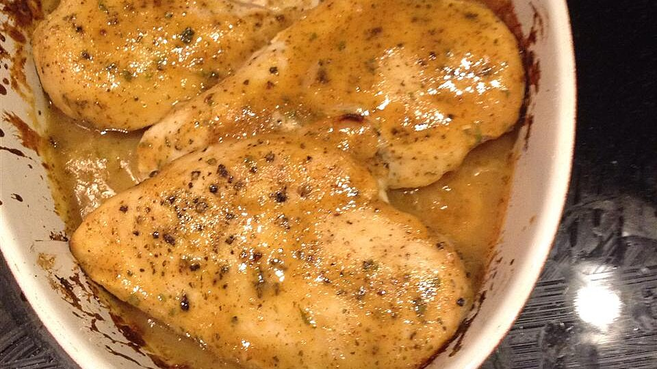 Baked Honey Mustard Chicken Recipe Allrecipes