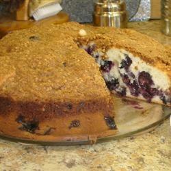 Blueberry Coffee Cake III