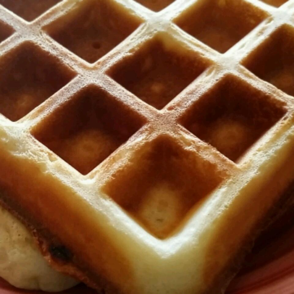 Tender and Easy Buttermilk Waffles DowneyDiva