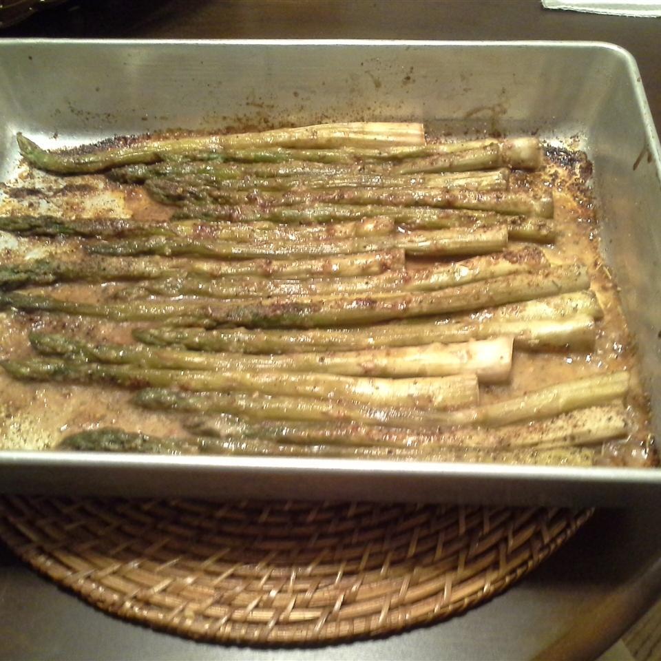 Oven-Roasted Asparagus arubamon
