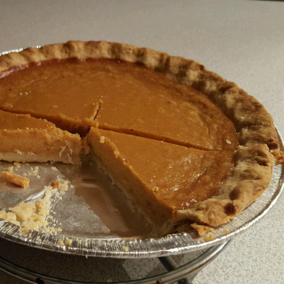 Sweet Potato Pie from EAGLE BRAND® Kathleen James