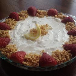 Lemon Whip Dessert Chef Ericka