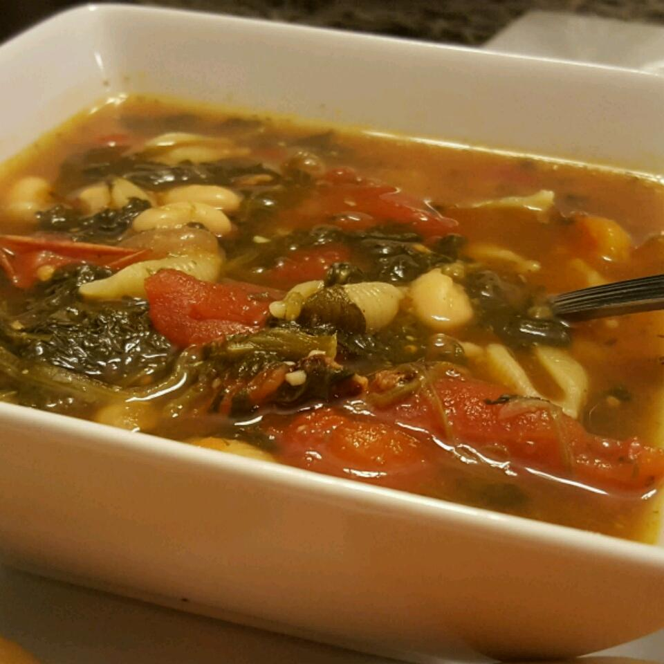 Pasta Fagioli Soup II jeffrey carpenter