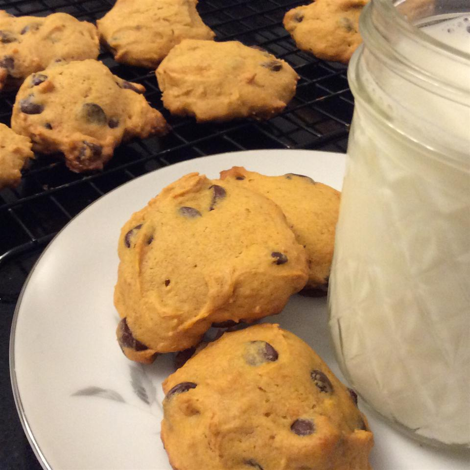 Sweet Potato Cookies Geoff Pender