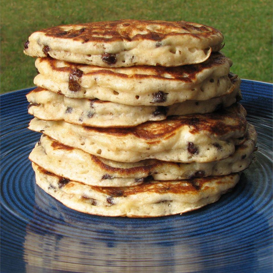 Chunky Monkey Pancakes Cora
