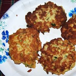 The Best Zucchini Fritters Ever jacinan