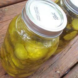Bread and Butter Pickles I pomplemousse