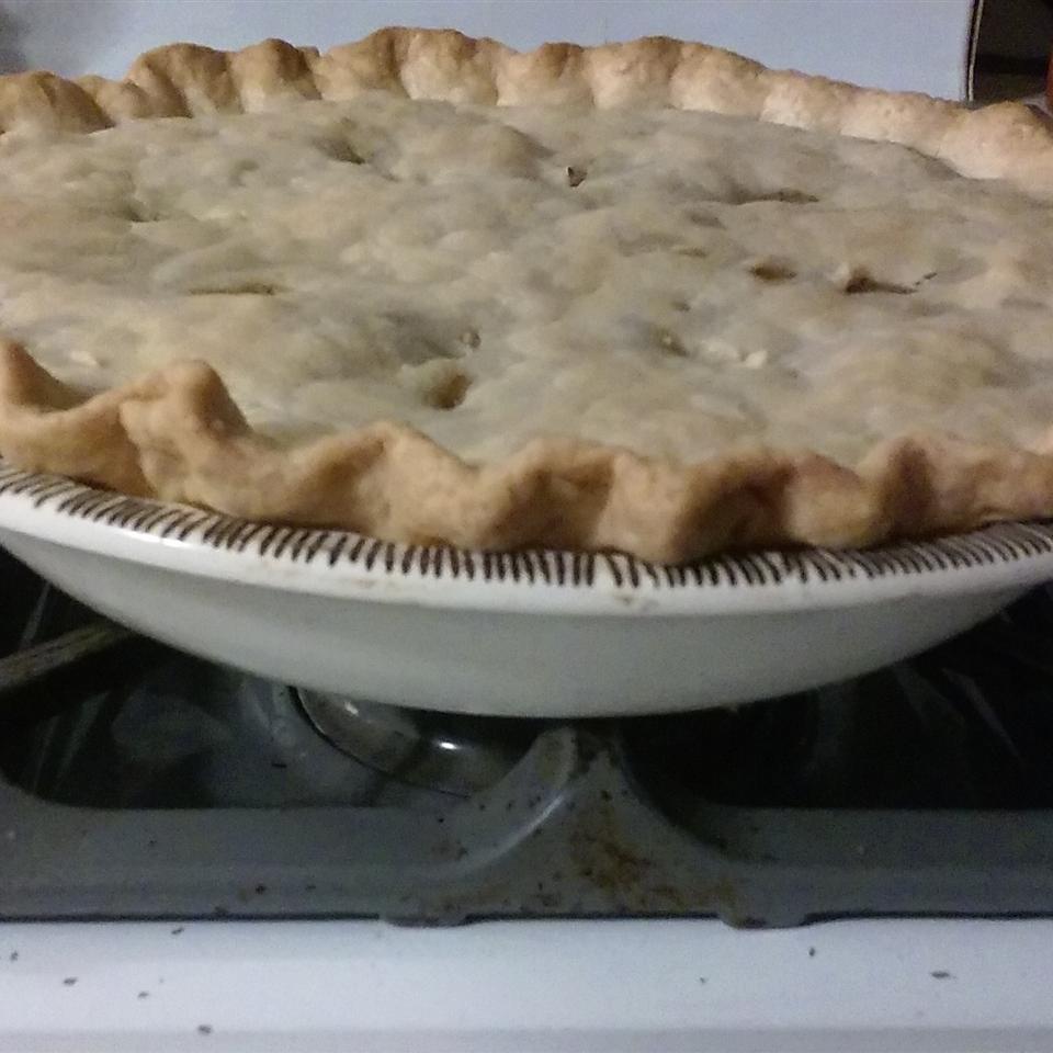 Turkey Pot Pie Barbara M. Herbert