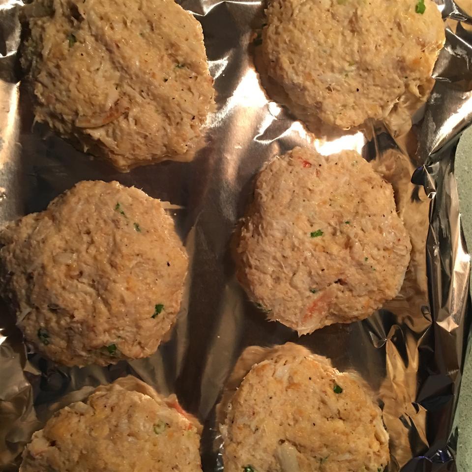 Best Ever Crab Cakes ken