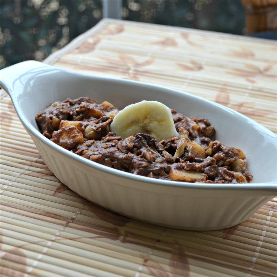 Cinnamon Apple and Banana  Granolameal