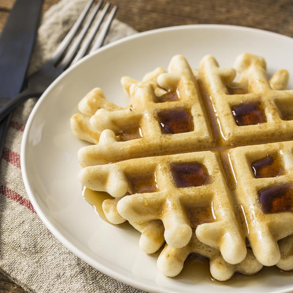 Classic Belgian Waffles So Delicious® Dairy Free