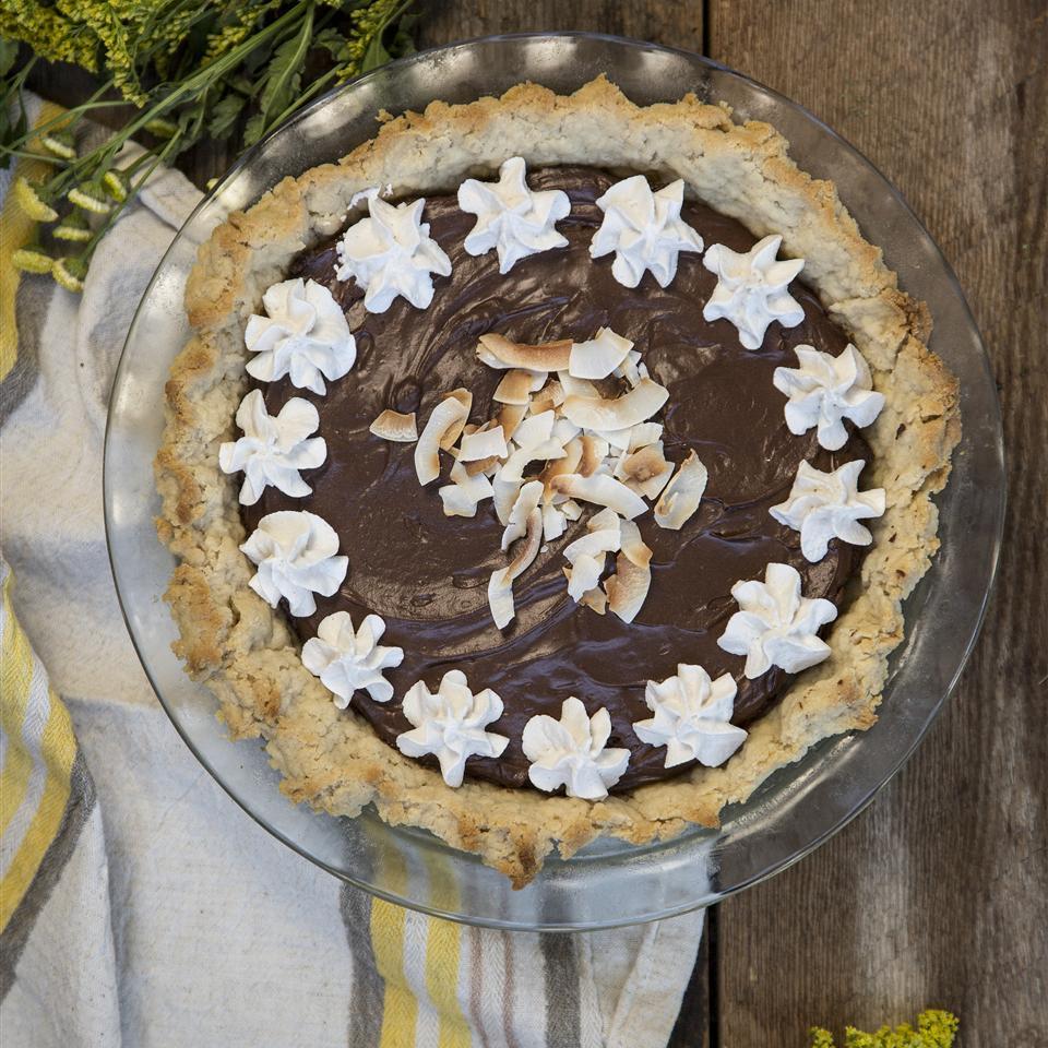Easy Chocolate Cream Pie
