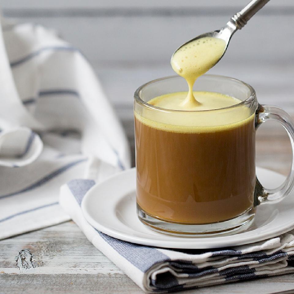 Dairy-Free Golden Milk Latte