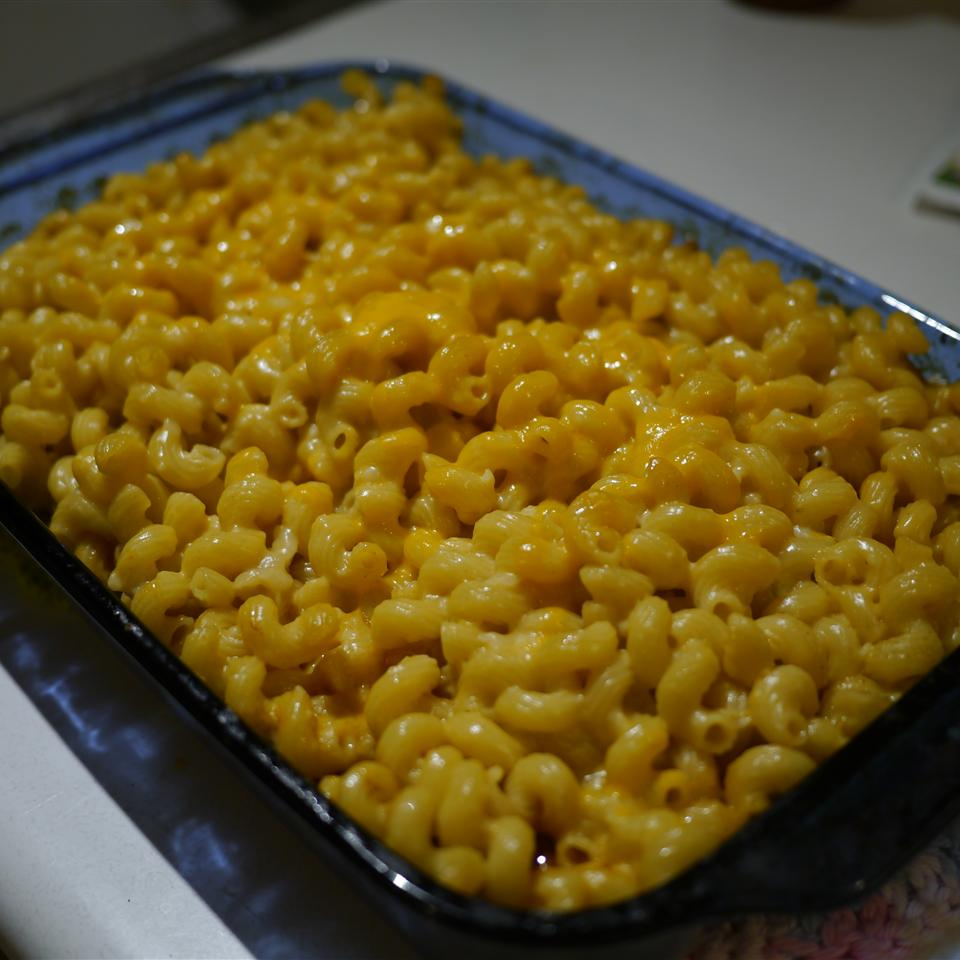 Sloppy Joe Mac and Cheese Serge Sidoruk