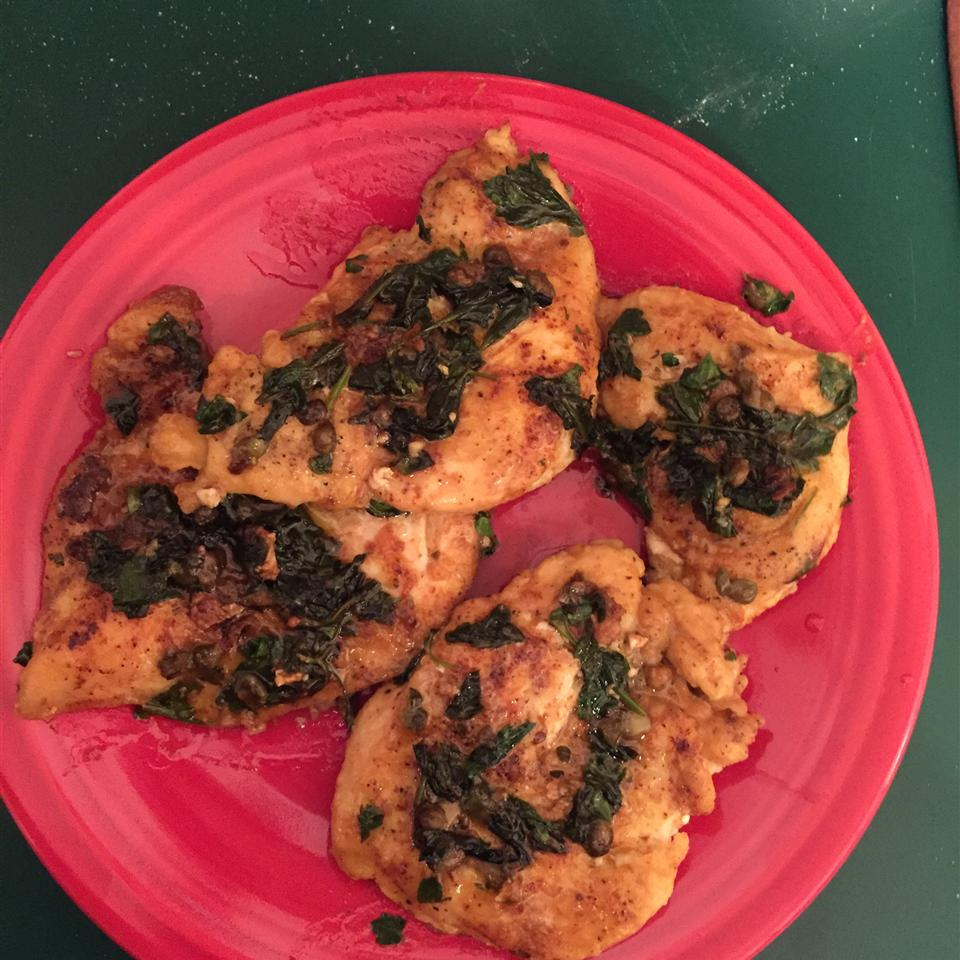 Quick Chicken Piccata Lindsey Family