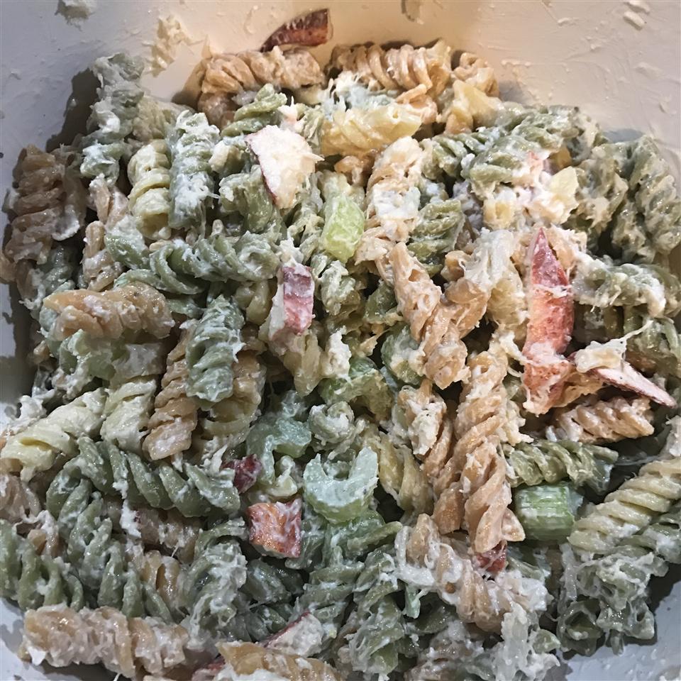 Seafood Pasta Salad thrill