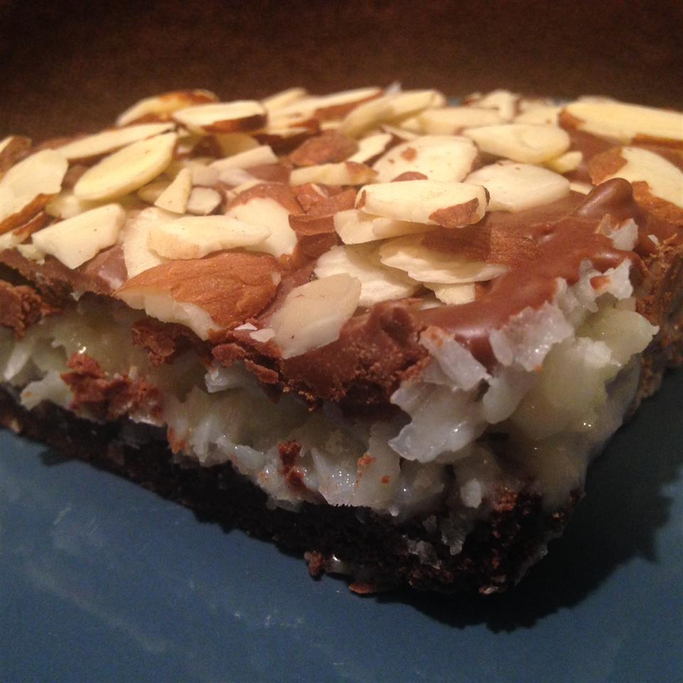 Almond Joy® Cookie Bar