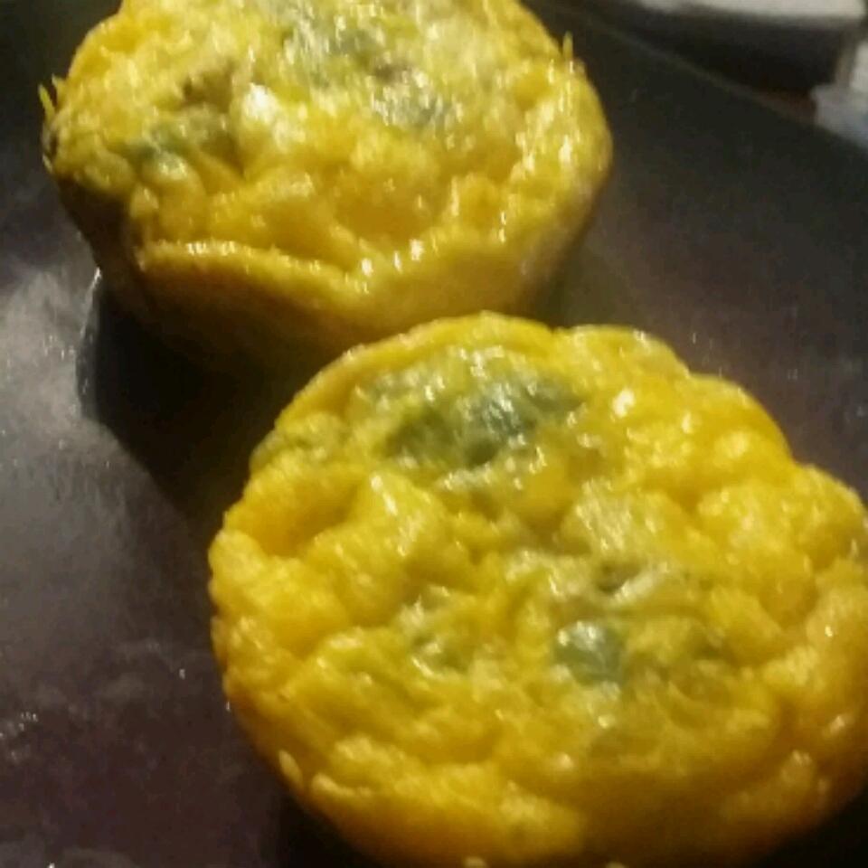 Breakfast Egg Muffins Virgina Donie