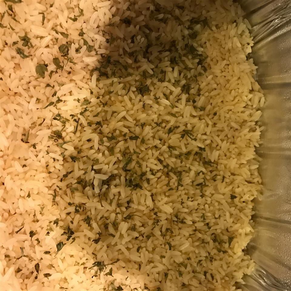 Oven-Baked Brown Rice Tommy