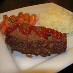My Meatloaf Mmmmmomma